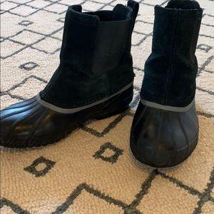 Sorel Slip on Duck Boots